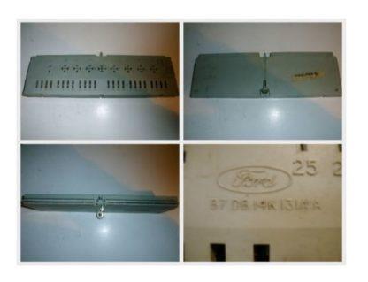 FORD CARGO 0813 Sicherungskasten Relaiskasten 81DB14K131AA | GM22
