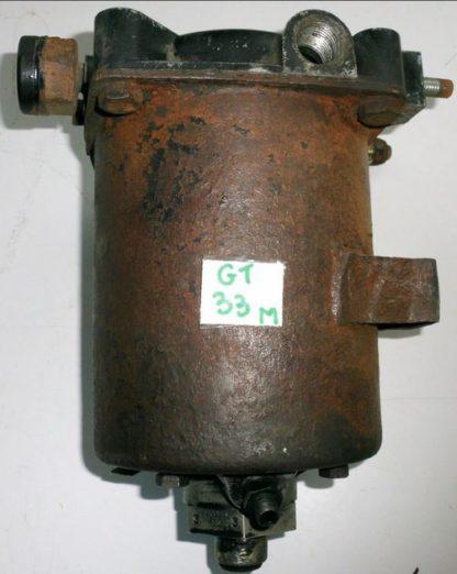 FORD CARGO 0813 Druckluftverteiler Druckspeicher KZ1208/1 | GM33