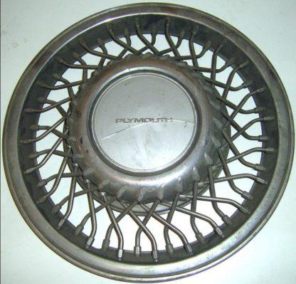 RADABDECKUNG Radkappe CHROM Chrysler Voyager Plymouth   GM89