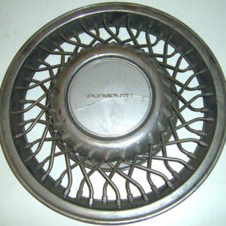 RADABDECKUNG Radkappe CHROM Chrysler Voyager Plymouth | GM89