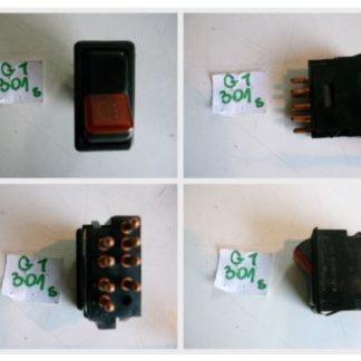 FORD CARGO 0813 Schalter Nebelschlussleuchte | GS301