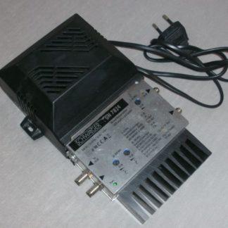 GN 7824 BK-Verstärker 24dB 120dBµV Kabel aktiver Rückkanal 65 MHz | GS620