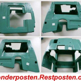 AMMANN AVH 4020 AVH4020 Rüttelplatte Deckel Abdeckung Haube GL60