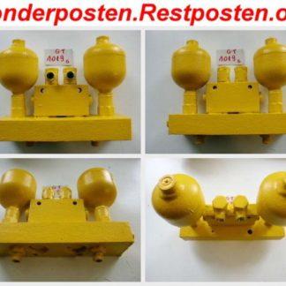 AMMANN AVH 4020 AVH4020 Rüttelplatte Hydraulikelement Druckspeicher GS1019