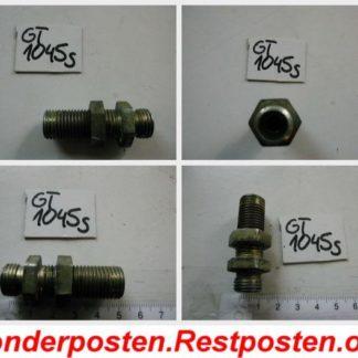 AMMANN AVH 4020 Rüttelplatte Hydraulik Schraubverbindung GS1045