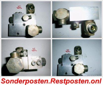 AMMANN AVH 4020 AVH4020 Rüttelplatte Steuerblock Hydrauliköl GS459