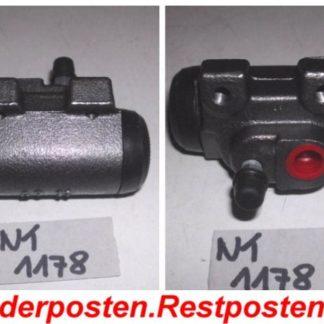 Radbremszylinder Bremszylinder Citroen Xsara Peugeot 306 Ate 24322016013 NT1179
