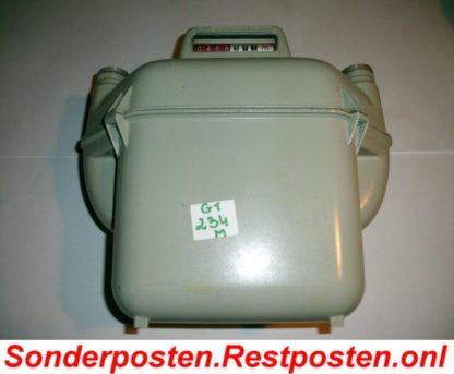 Balgengaszähler NB3 03/87 Gaszähler Gasuhr Zweistutzen Zweirohr | GM234