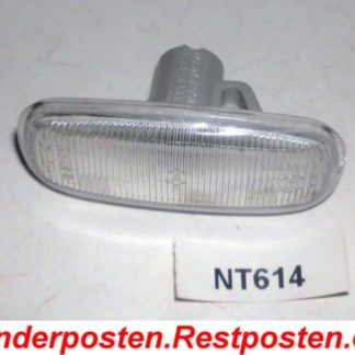 Blinker TYC 00140550 18-5231 Weiß Audi