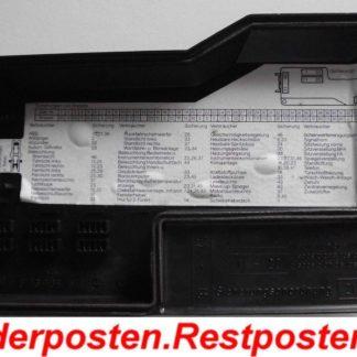 BMW E36 318i Abdeckung Sicherung 61131387613