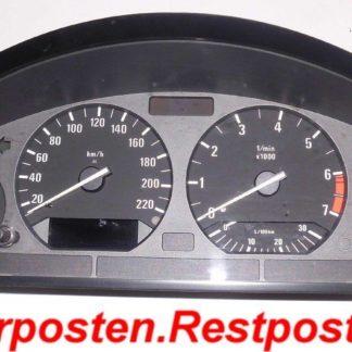 BMW E36 318i Kombiinstrument Tacho 62118357422
