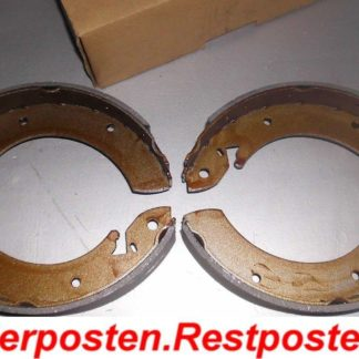 Bremsbacken Textar 9810101370004 Ford | NT003