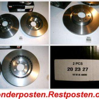 Bremsscheiben NK 202327 FIAT NT1882