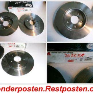 Bremsscheiben NK 202551 FORD NT1885