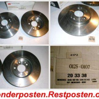 Bremsscheiben NK 203338 MERCEDES NT1878