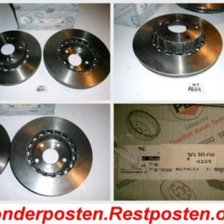 Bremsscheiben PEX 14.0474 140474 Renault NT1824