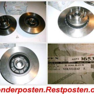 Bremsscheiben PEX 14.0653 140653 VOLVO NT1803