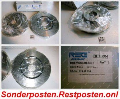 Bremsscheiben REG BFT004 BFT 004 FIAT NT1910