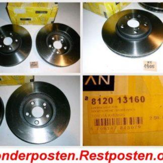 Bremsscheiben TRISCAN 812013160 TOYOTA NT1905