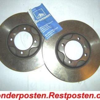 Bremsscheiben ATE 24.0118-0101.1 Mazda NT1753