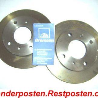 Bremsscheiben ATE 24.0120-0152.1 Nissan NT1755