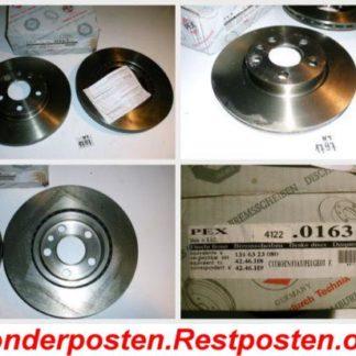 Bremsscheiben PEX 14.0163 140163 Citroen NT1797