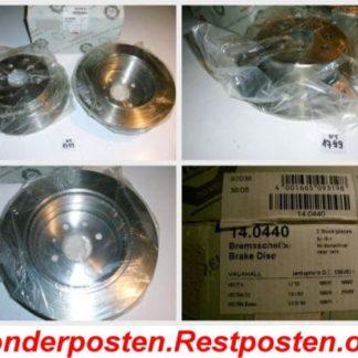 Bremsscheiben PEX 14.0440 140440 OPEL NT1799