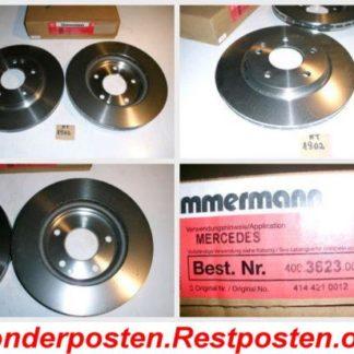 Bremsscheiben Zimmermann 400362300 NT1902