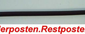 Citroen Xantia X1 Teile Fenstergummi hi. links