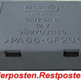 Citroen Xantia X1 Teile Steuergerät ZV 9627031180