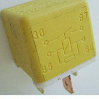 DAF 400 DAF400 Ersatzteile Teile Relais Gelb