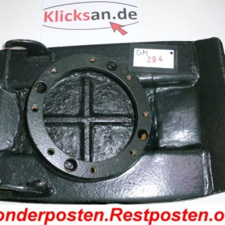Delmag Stampfer HV D813 Stampferplatte Fuss GM294