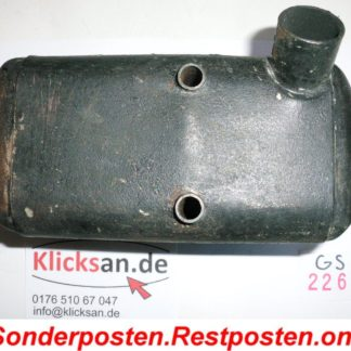 Delmag Stampfer HVD 813 Teile Schalldämpfer GS2268