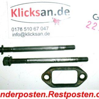 Delmag Stampfer HVD813 Teile Filterschrauben GS2274