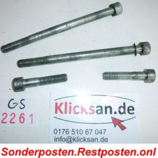Delmag Stampfer HVD813 Teile Schrauben Motor GS2261