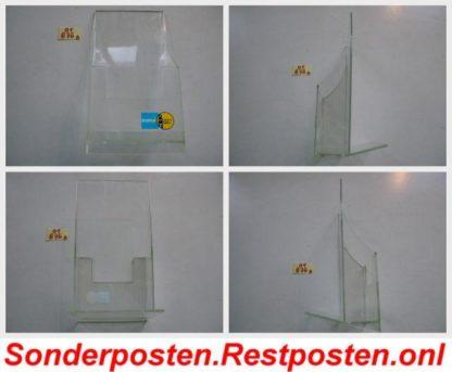 Faltblatt Aufsteller Werbung von Bilstein Gasdruck Stoßdämpfer GS876