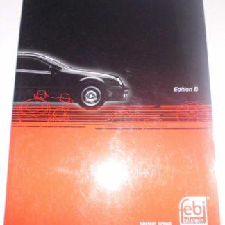 Febi Ersatzteilkatalog Renault PKW Ed. B FEBI Bilstein GS1404