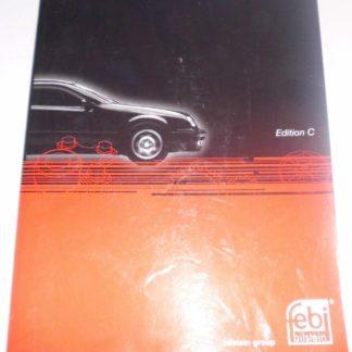 Febi Ersatzteilkatalog Mercedes Benz PKW Ed. C FEBI Bilstein GS1406
