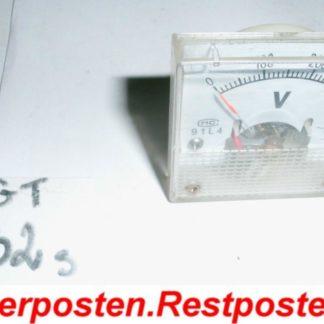 GÜDE GSE 1200 4T Ersatzteile Voltanzeige