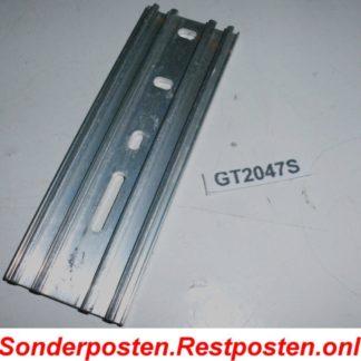 Halter Halterung Montageplatte Heizkostenverteiler 110,5 x 38,5 x 7,0 | GS2047