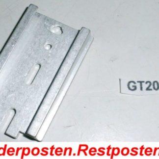 Halter Halterung Montageplatte Heizkostenverteiler 64,0 x 40,0 x 8,2 | GS2048