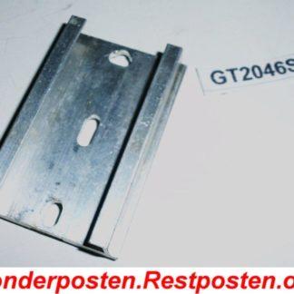 Halter Halterung Montageplatte Heizkostenverteiler h: 60 b: 39,5 t: 13,3 | GS2046