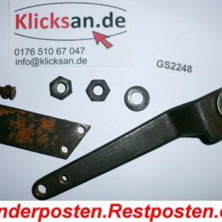 Hatz 85 E85 FL Teile Hebel Gashebel 00734200 GS2248