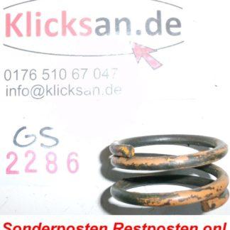 Hatz Diesel E 85 E 85FG G Feder Rohr Stößel GS2286