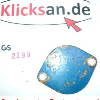 Hatz Diesel E85 E 85 G Teile Deckel Anlasser GS2299
