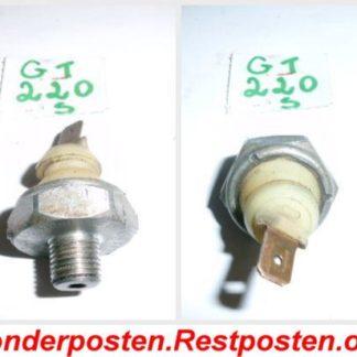 Hatz Diesel Motor 2G30 Öldruckschalter GS220