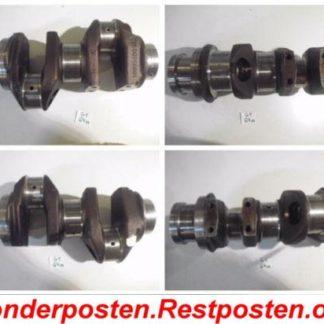 Hatz Diesel Motor 2L41C 2L 41C Teile Kurbellwelle