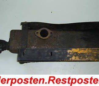 Hatz Diesel Motor 3L30Z 3 L 30 Z Schalldämpfer