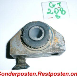 Hatz Motor 2L30 S 2L 30 Teile: Halter am Deckel / Verkleidung Oben GT208S