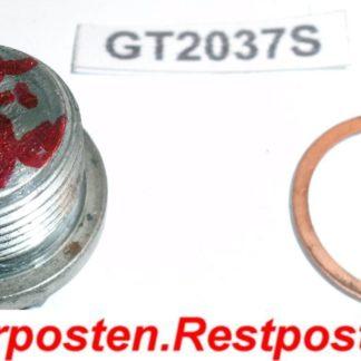 Hatz Motor 2L30 S 2L 30 Teile: Ölablaßschraube / Ablaßschraube am Filter GT2037S